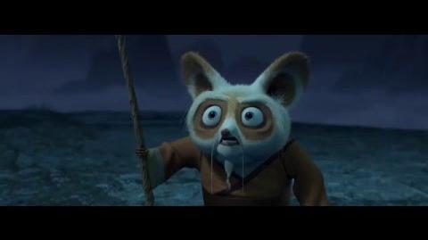 Kung Fu Panda Po thinks hes not the Dragon Warrior