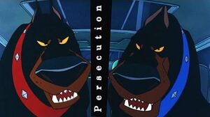Oliver and Company - Persecution Scene (HD)