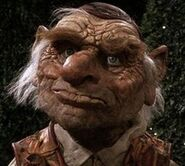 Hoggle face