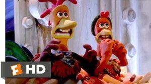 Chicken Run (2000) - The Pie Machine Scene (6 10) Movieclips