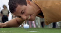 Happy Gilmore angry