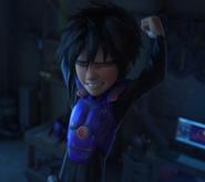 Hiro Hamada breaking down over Tadashi's death