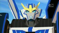Strongarm's mad