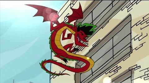 American Dragon Jake Long - Season 2 Theme Song (FHD 1080i)