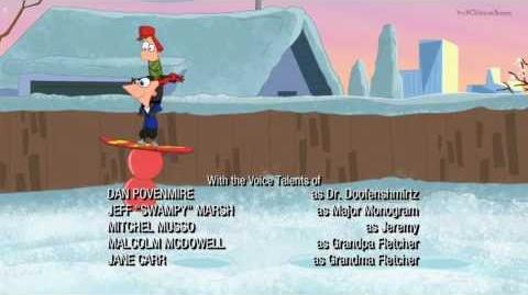Phineas and Ferb - Thank You Santa-0