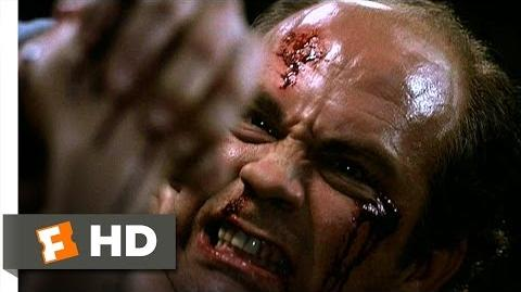 10) Movie CLIP - Lennie Fights Back (1992) HD