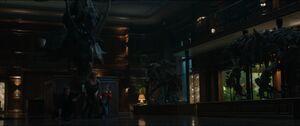 Evading the Indoraptor