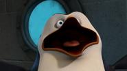 Skipper yelling in Rage