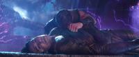 Thor Mourns Loki's Corpse