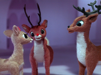 Donner sorry to rudolph