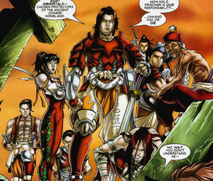Eight Immortals (Earth-616)
