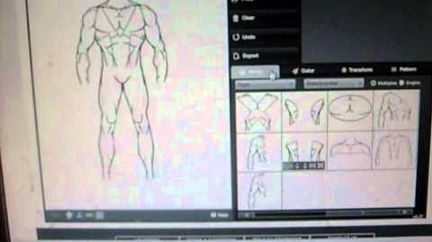 HOW TO CREATE YOUR OWN CONCEPT CHARACTERS USING HERO MACHINE PART 2.wmv