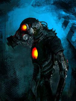 Dark stalker by Ronin222