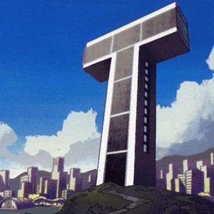 Loc-titans tower