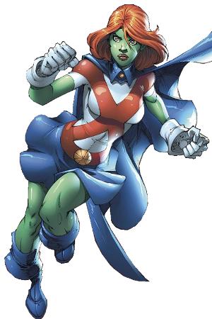 Miss Martian   Hero MUX Wiki   FANDOM powered by Wikia