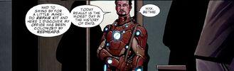 Tony beth comic