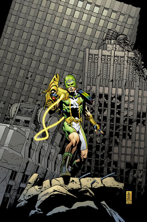 Marvel boy 2 cover