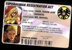 Superhuman ID card