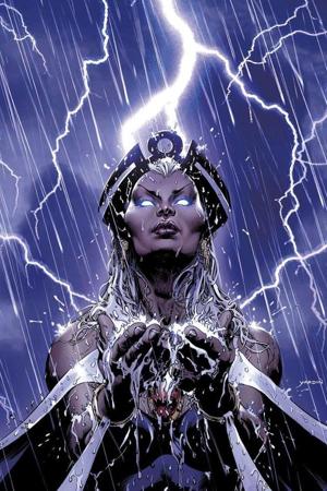 Storm comic 01