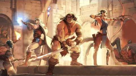 Quest Heroes Trailer