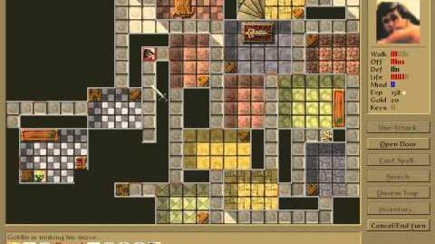 HeroQuest - PC videogame.