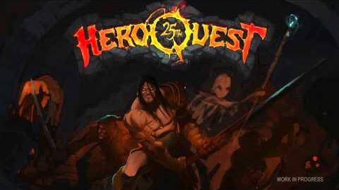Heroquest 25th Anniversary Edition Kickstarter (HD)