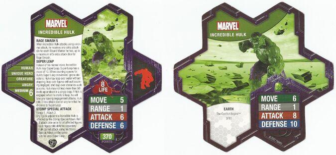 2 Incredible Hulk