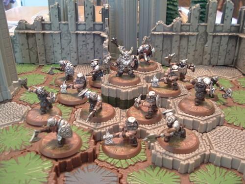 Heroscape Dwarves