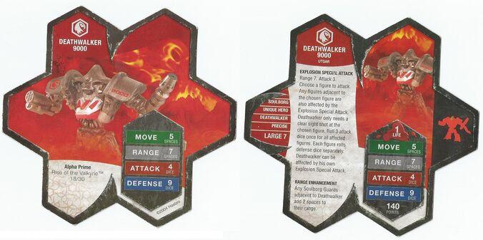 18 Deathwalker 9000