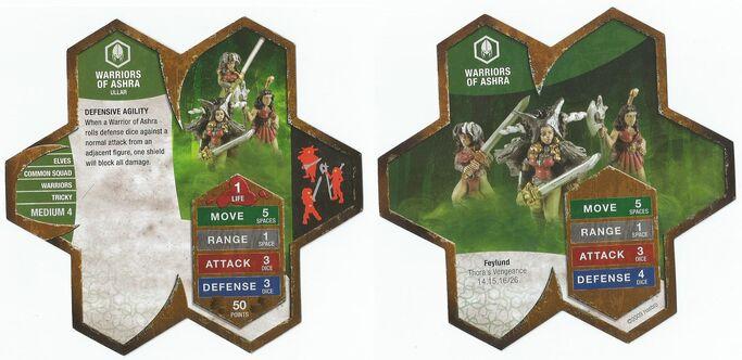 Warriors of Ashra   HeroScape Wiki   FANDOM powered by Wikia