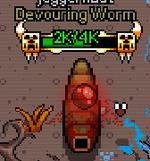 Devouring Worm