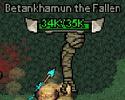 Betankhamun the Fallen