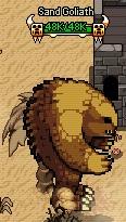 Sand Goliath