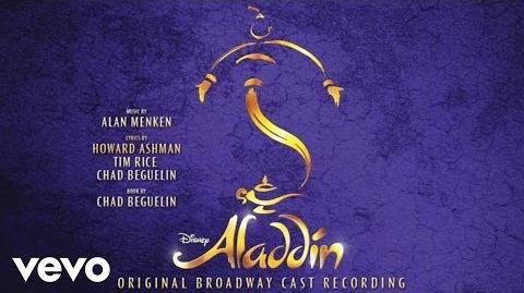 "Friend Like Me (from ""Aladdin"" Original Broadway Cast Recording) (Audio)"