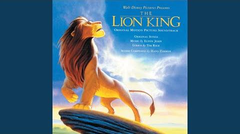 """Circle of Life (From """"The Lion King"""" Soundtrack)"""