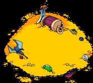 Fortuitous Cave Treasure