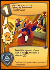 SHSO Spider-Man - Hanging Around v2