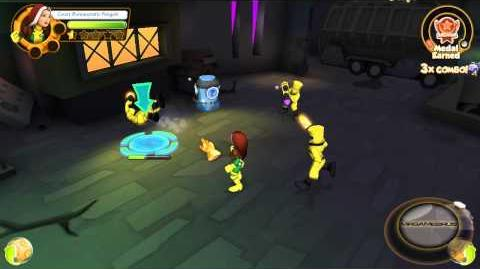 Marvel Super Hero Squad Online Rogue Gameplay- HD