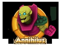 Marvel Super Heroes Annihilus