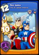 Thor Cap - Pure Justice