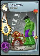 Hulk Practice