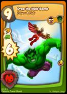 Falcon Hulk - Drop the Hulk Bomb