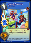 Spider Girl - Magnetic Personality