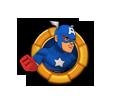 RH Captain America