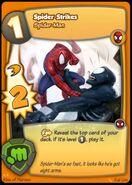 Spider-Strikes