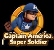 Captain America, Super Soldier