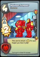 Iron Man - Maximum Firepower