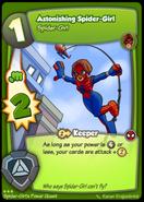 Spider-Girl - Astonishing Spider-Girl