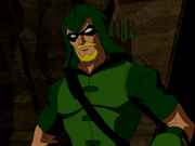 Green Arrow former