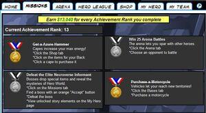 AchievementRank